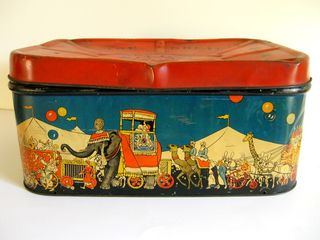 Circus tin