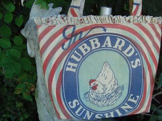 Hubbard's Feedsack Tote