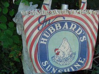 Hubbard's Feedsack Tote