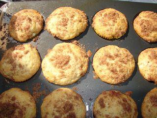 Banana muffins 006