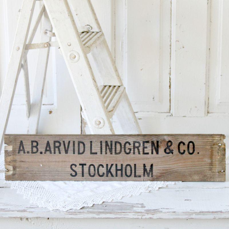 Stockholm sign